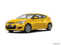 2016 Veloster 3dr Cpe Man w/Yellow Accent