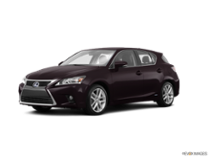 2016 Lexus CT 200h at Park Place Dealerships