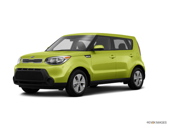 2016 Kia Soul in Alien II
