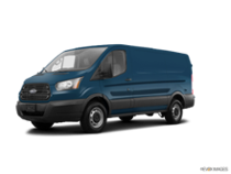 "2016 Transit Cargo Van T-150 130"" Low Rf 8600 GVWR Swing-Out RH Dr"