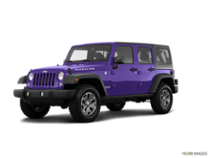 2016 Wrangler Unlimited Backcountry