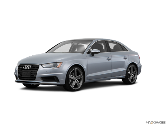 2016 Audi A3 in Florett Silver Metallic