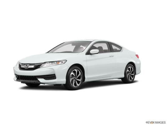 2016 Honda Accord Coupe in White Orchid Pearl