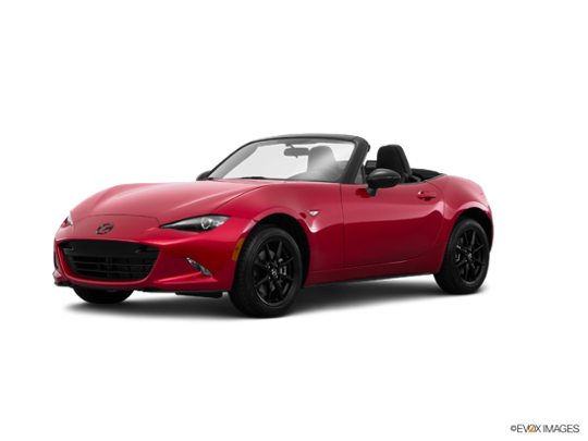 2016 Mazda MX-5 Miata in Soul Red Metallic