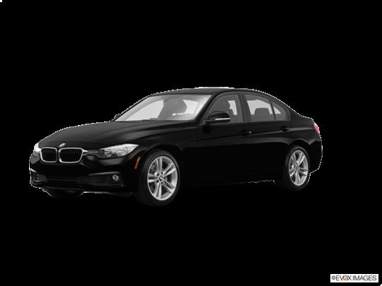 2016 BMW 320i in Jet Black