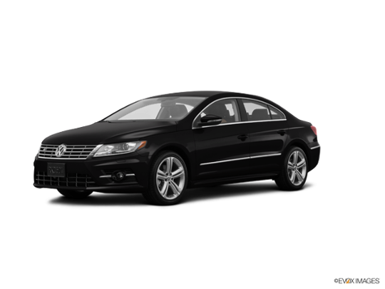 2016 Volkswagen CC in Deep Black Pearl