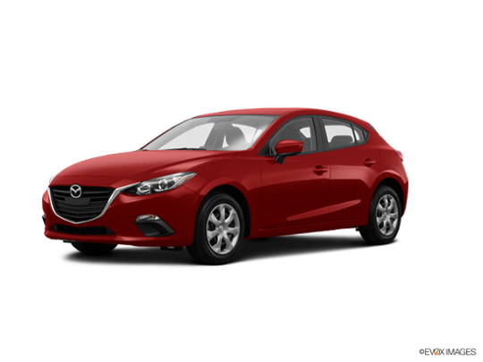 2016 Mazda Mazda3 in Soul Red Metallic