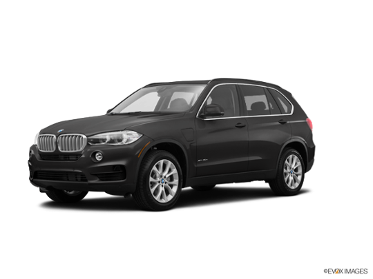 2016 BMW X5 xDrive40e in Dark Graphite Metallic