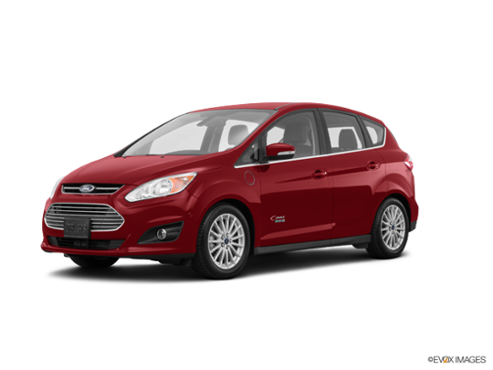2016 Ford C-Max Energi in Ruby Red Metallic Tinted Clearcoat