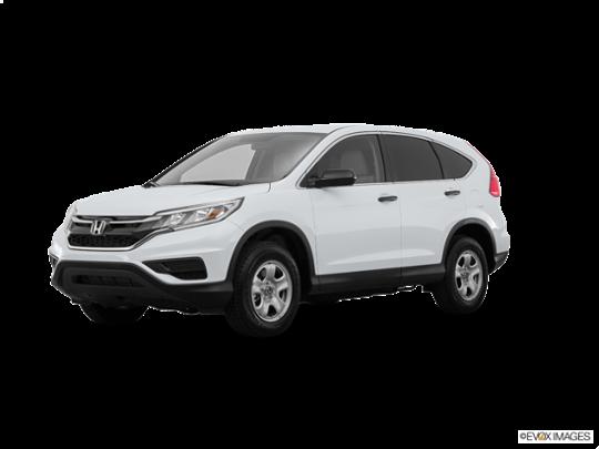 2016 Honda CR-V in White Diamond Pearl