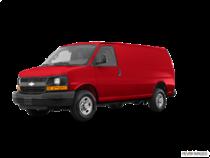 2016 Express Cargo Van 3500 Regular Wheelbase Rear-Wheel Drive