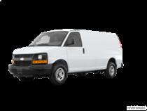 2016 Express Cargo Van Diesel