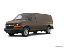 2016 Express Cargo Van 3500 Extended Wheelbase Rear-Wheel Drive