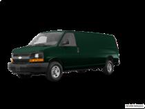 2016 Express Cargo Van 2500 Regular Wheelbase Rear-Wheel Drive