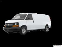 2016 Express Cargo Van 2500 Extended Wheelbase Rear-Wheel Drive