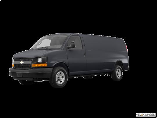 2016 Chevrolet Express Cargo Van for sale in Wilmington NC