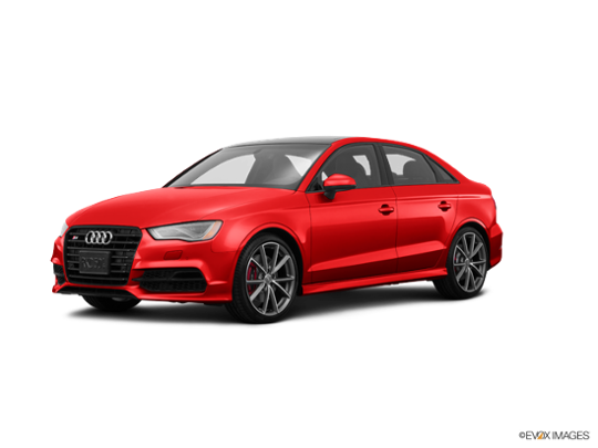 2016 Audi S3 in Misano Red Pearl Effect