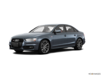 2016 Audi S4 at Bergstrom Imports on Victory Lane