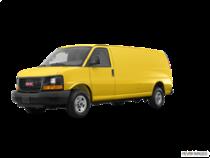 2016 Savana Cargo Van Diesel