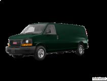 2016 Savana Cargo Van 2500 Extended Wheelbase Rear-Wheel Drive