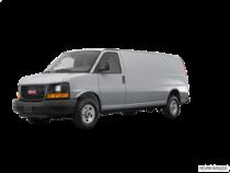 2016 Savana Cargo Van 2500 Regular Wheelbase Rear-Wheel Drive