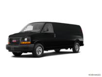 2016 Savana Cargo Van Paratransit