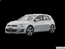 2016 Golf GTI SE w/Performance Pkg