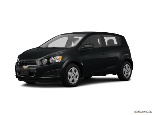 2016 Chevrolet Sonic for sale in Van Nuys CA
