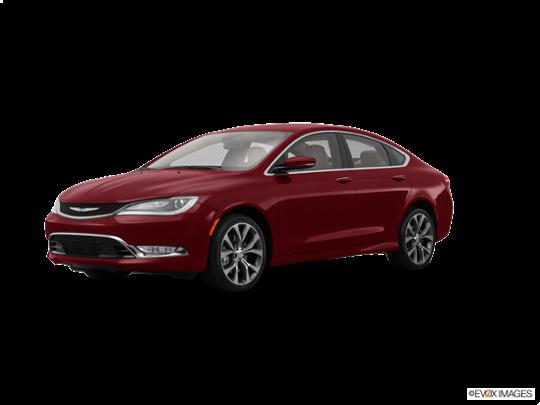 2016 Chrysler 200 in Velvet Red Pearlcoat