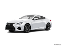 2016 Lexus RC F at Bergstrom Automotive