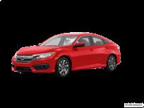 2016 Civic Sedan EX