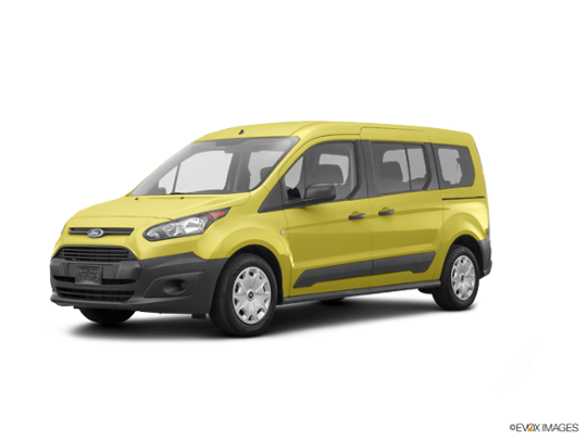 2016 Ford Transit Connect Wagon in Solar Metallic