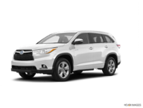 2016 Toyota Highlander Hybrid at Phil Long Dealerships