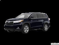 2016 Highlander Hybrid Limited