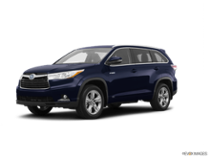 2016 Highlander Hybrid Limited Platinum