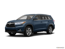 2016 Toyota Highlander at Phil Long Dealerships
