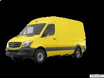 """2016 Sprinter Cargo Vans 4WD 3500 170"""""""