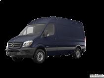 """2016 Sprinter Cargo Vans 4WD 2500 144"""""""