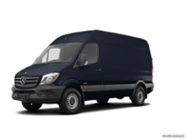 "2016 Sprinter Cargo Vans RWD 2500 170"""