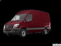 """2016 Sprinter Cargo Vans 4WD 2500 170"""""""