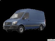"""2016 Sprinter Cargo Vans 4WD 3500 144"""""""