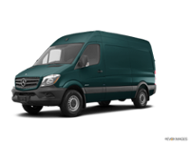 2016 Mercedes-Benz Sprinter Cargo Vans at Phil Long Dealerships