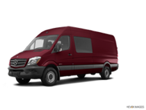 2016 Mercedes-Benz Sprinter Crew Vans at Phil Long Dealerships