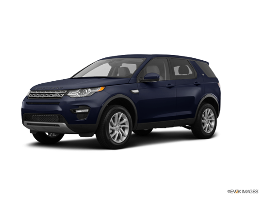 2016 Land Rover Discovery Sport in Loire Blue Metallic