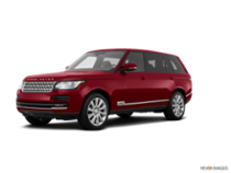 2016 Range Rover 4WD 4dr