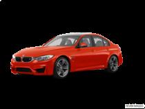 2016 M3 M3 Sedan