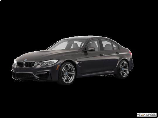 2016 BMW M3 in Champagne Quartz Metallic