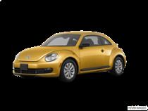 2016 Beetle Coupe 1.8T Dune