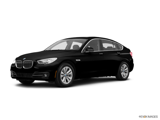 2016 BMW 535i Gran Turismo in Jet Black