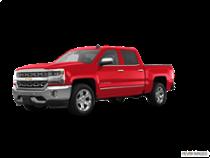 2016 Silverado 1500 Custom